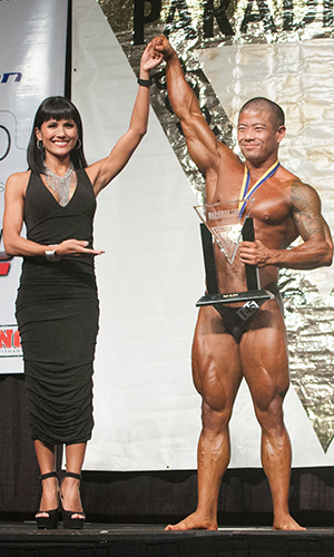 "Blake Arita 2014 1st place ""Paradise Cup"" Open / Middle Weight Division"